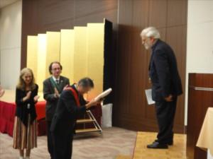 Nakatsuji wins the CMOA Medal